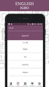 Igbo Dictionary screenshot 2