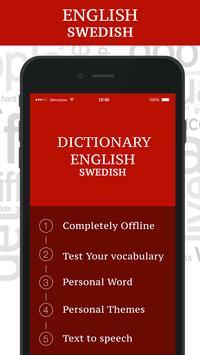 Swedish Dictionary poster
