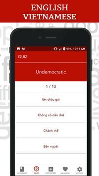 Vietnamese Dictionary screenshot 2