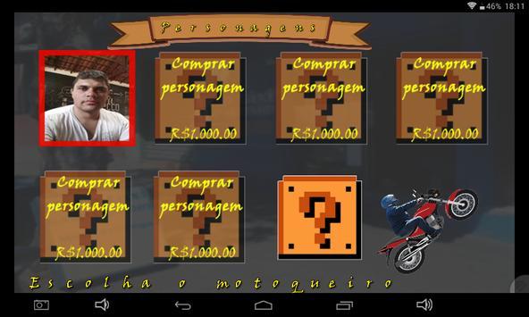 CachorroLoko Motoboy's apk screenshot