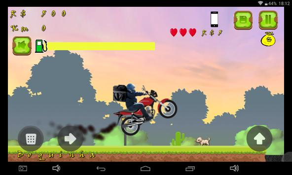 CachorroLoko Motoboy's screenshot 9