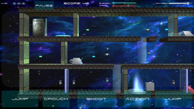 SpaceR Game apk screenshot