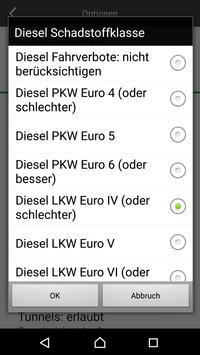 Dieselfahrverbote, Blitzer & Navigation by POIbase screenshot 3