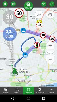 Dieselfahrverbote, Blitzer & Navigation by POIbase screenshot 1
