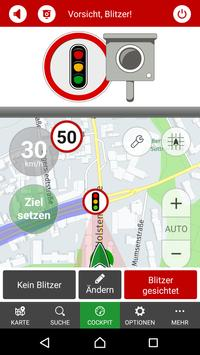 Dieselfahrverbote, Blitzer & Navigation by POIbase screenshot 2