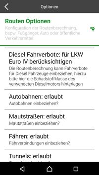 Dieselfahrverbote, Blitzer & Navigation by POIbase screenshot 6