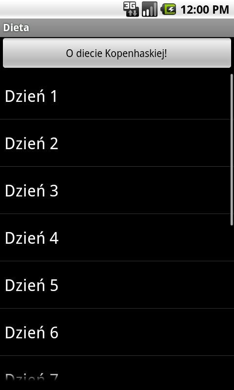 Dieta Kopenhaska For Android Apk Download