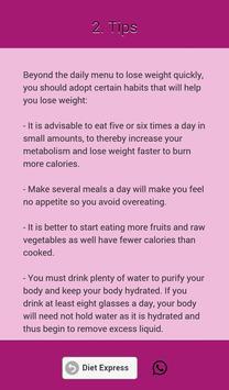 Diet Express screenshot 13