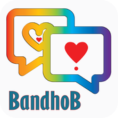 Best Free Dating App : BandhoB icon