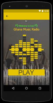 Ghana All Radios, Music & News: All Ghana's Media screenshot 4