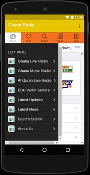 Ghana All Radios, Music & News apk screenshot