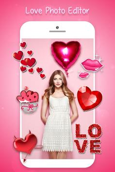 Love photo Editor apk screenshot