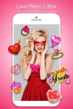 Love photo Editor poster