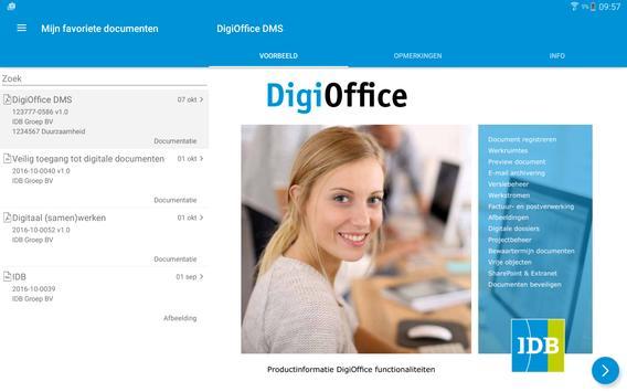 DigiOffice DMS apk screenshot
