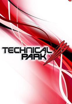 Technical Park Amusement Rides poster