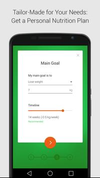 calorie carb fat counter apk download free food drink app for