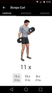 CSS Group Fitness screenshot 1
