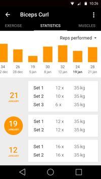 AMBY Fitness screenshot 3