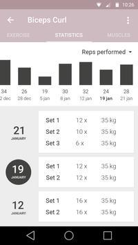 Bodytech Aruba Fitness App screenshot 3