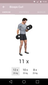 Bodytech Aruba Fitness App screenshot 1