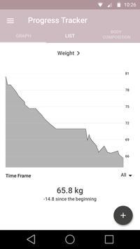 Bodytech Aruba Fitness App apk screenshot