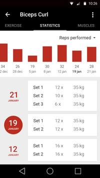 BODY & HEALTH APP screenshot 3