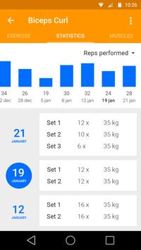 EM Power Fitness apk screenshot
