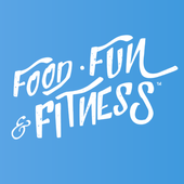 Food, Fun and Fitness icon