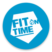 Fit on Time icon