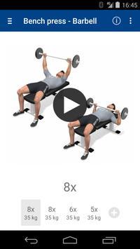 Dennenmarken Fitness & Health screenshot 5