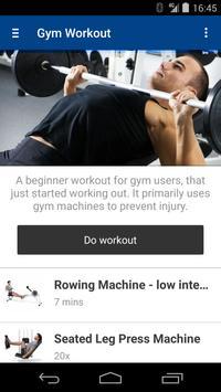 Dennenmarken Fitness & Health screenshot 2