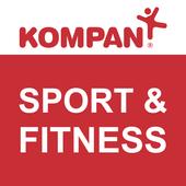 KOMPAN Sport & Fitness icon