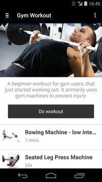King of Fitness screenshot 2