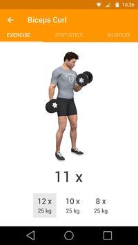 Iron Academy Fitness apk screenshot