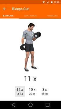 +10 Extreme Gym screenshot 1