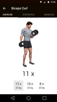 Ring Ready Fitness App apk screenshot