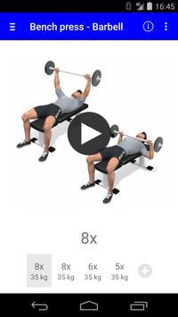 V Fitness screenshot 5