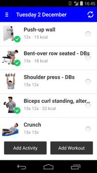 V Fitness screenshot 6