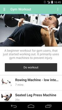Your Fit Body Now apk screenshot