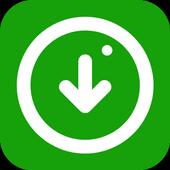 Status Saver for Whatsapp أيقونة