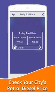 Daily Petrol Diesel Price :Fuel Price Daily Update screenshot 2