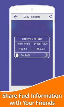 Daily Petrol Diesel Price :Fuel Price Daily Update screenshot 5