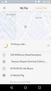 BBKK Taxi screenshot 2