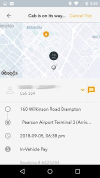 BBKK Taxi screenshot 3