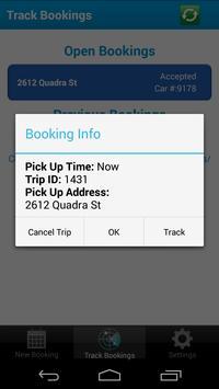 Bluebird Cabs Ltd screenshot 4