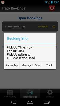 United Taxi Services screenshot 2