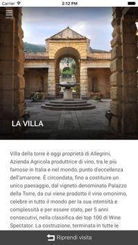 Villa Della Torre screenshot 1