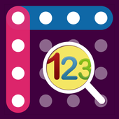 Number Search Puzzle Free icon