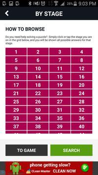 Cheat & Answers 4 Pics 1 Song apk screenshot