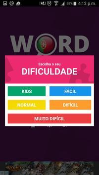 Jogos de Caça Palavras apk screenshot